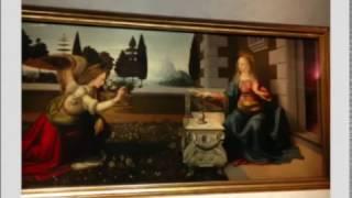 レオナルド・ダ・ヴィンチ「受胎告知」1472 0:19 レオナルド・ダ・ヴィ...