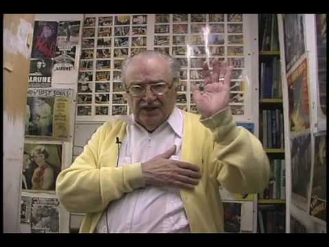 Forrest J Ackerman - Ackermansion tour