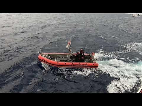 USCGC RESOLUTE Winter '20-'21 Caribbean Patrol