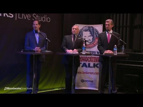 Lars Larson Debate