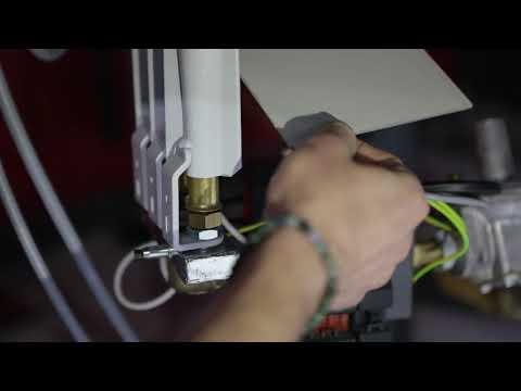 Malagutti oven - flame adjustment