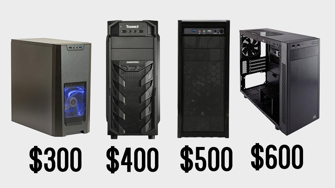 Budget Pc Builds Under