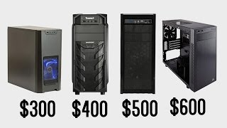 Budget Gaming PC Builds for June/July 2016 ($300, $400, $500, $600)