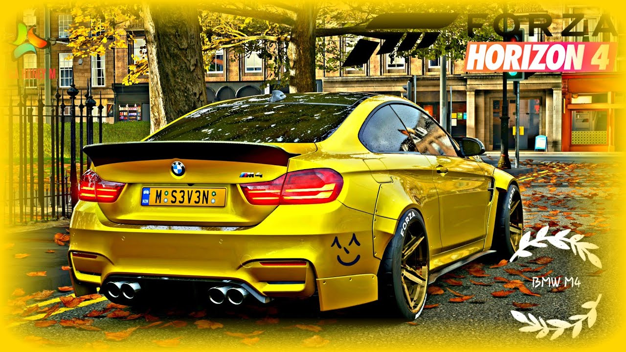 forza horizon 4 bmw m4 coupe 2014 gameplay test drive. Black Bedroom Furniture Sets. Home Design Ideas