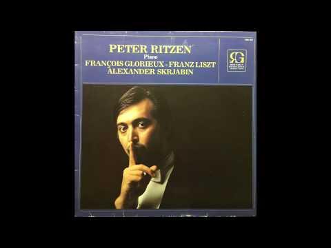 Peter Ritzen LP Debut 1984 (3) SKRJABIN Poems op. 32 /Sonata V op.53