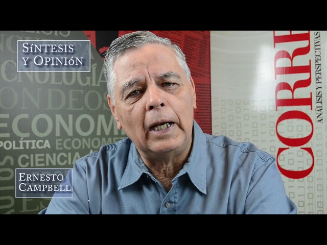 Ernesto Campbell (Tranquilos y la patria se salva)