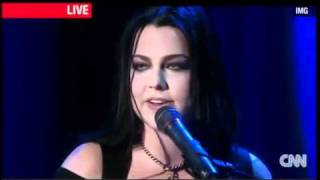 Evanescence Live Nobel Peace Prize 11/12/2011 3D
