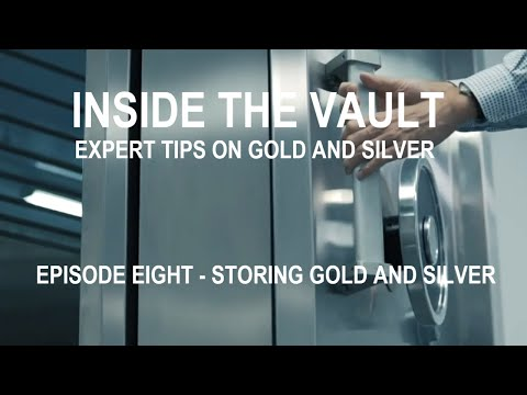 Storing Gold and Silver - Expert Tips on Gold and Silver Storage