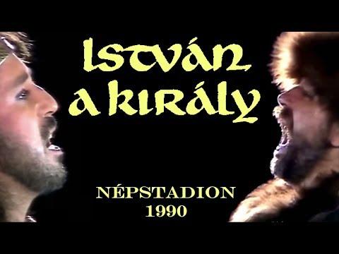István, A Király Népstadion (1990) - A Teljes Rockopera - Javított Kép és Hang