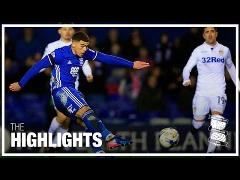 Birmingham City 1-3 Leeds United | Championship Highlights 2016/17