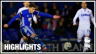 Birmingham City 1-3 Leeds United | Championship Highlights 2016/17