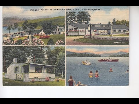 Bungalo Village*NewFound Lake*Bristol New Hampshire
