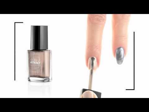 Магнитный лак Эйвон. Как пользоваться? Magnetic manicure AVON