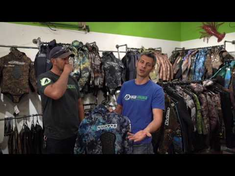 Spear America All About Freedive Wetsuits