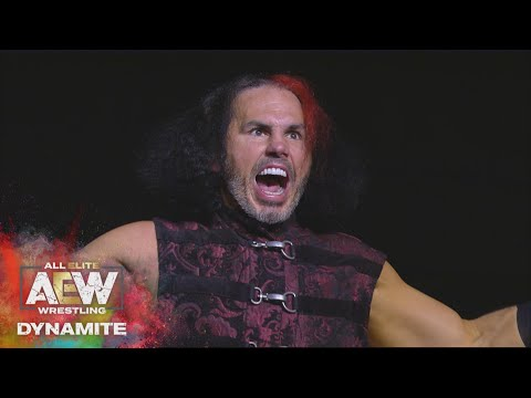 THE END OF THE SHOW WILL BLOW YOUR MIND | AEW DYNAMITE 3/18/20, Empty Arena