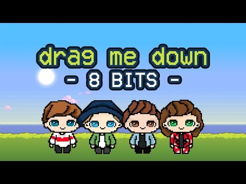 ☆ 8 BIT ─ Drag Me Down (One Direction)