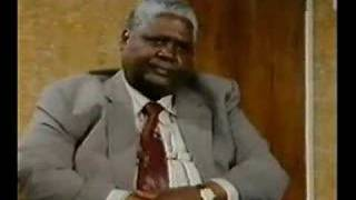 Joshua Nkomo Interview in Exile