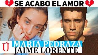 ¡Están destrozados! Jaime Lorente y María Pedraza lo dejan y no hay ni vencedores ni vencidos