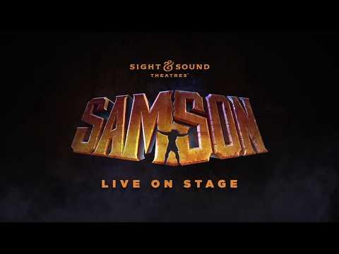 Sight & Sound Theatres® - SAMSON :30 TV 2018