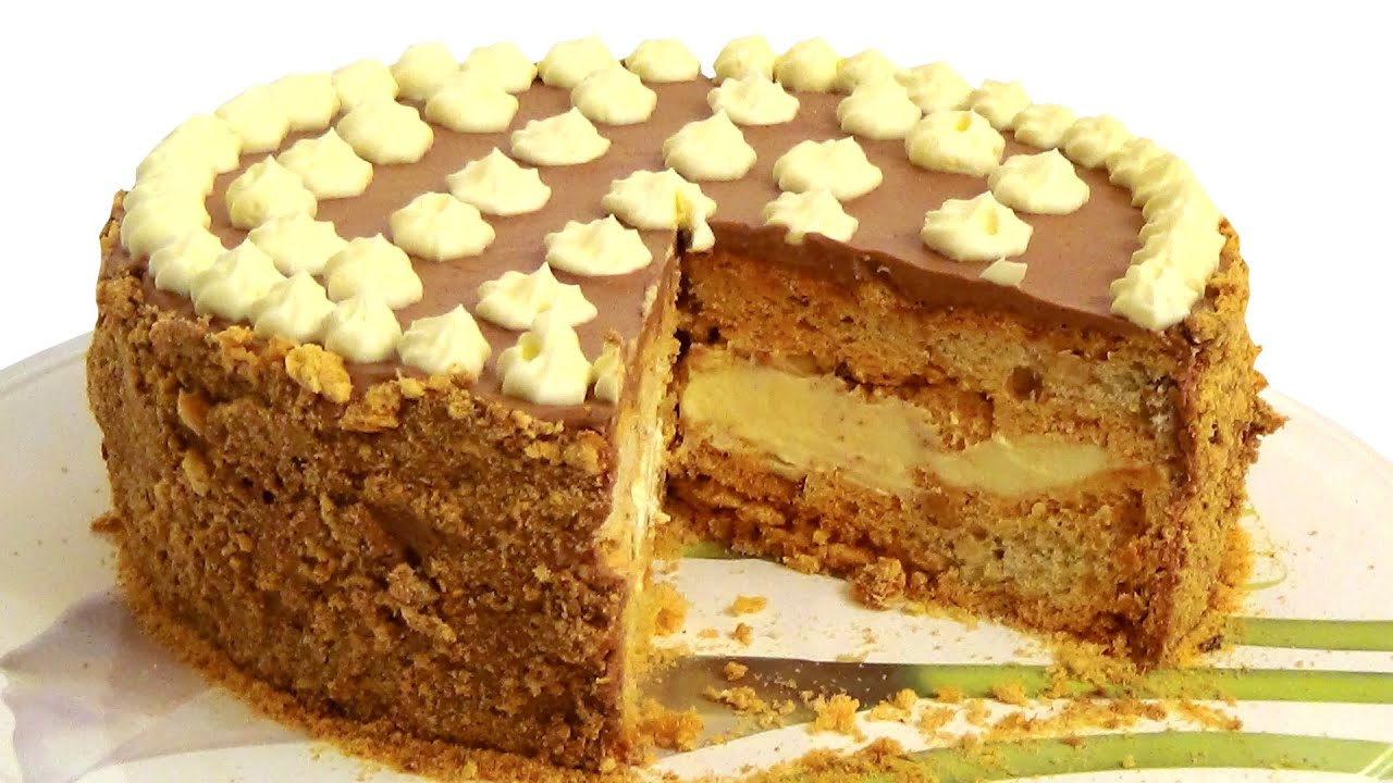 Киевский торт. Рецепт Киевского торта в домашних условиях 83
