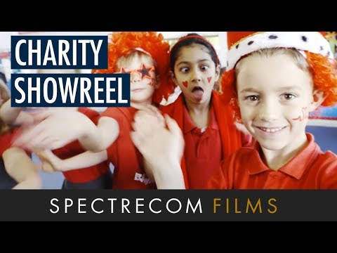 Charity and Non Profit Video Showreel | Spectrecom Films