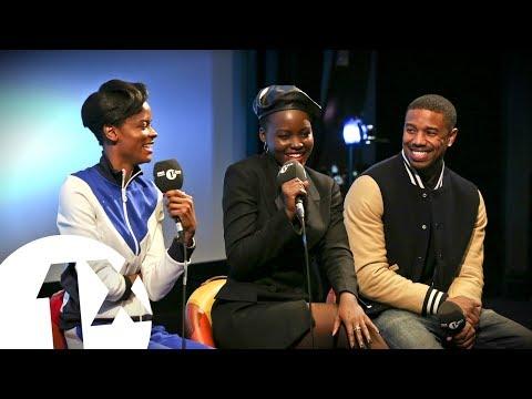 Ace & Dotty host 1Xtra's Black Panther Q & A