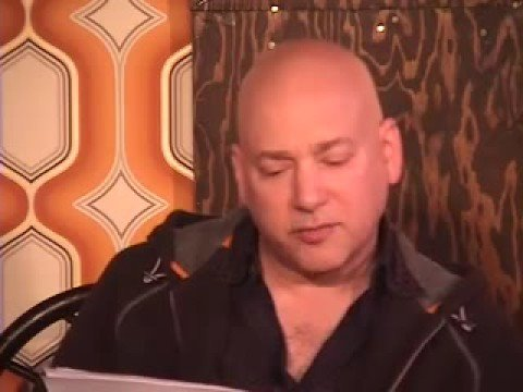 EVAN HANDLER reads from his book