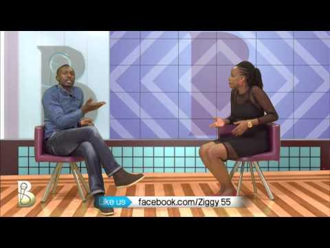 """Anitha Pendo muri B Side (Ziggy 55) ati """"Mbabazwa cyane n"""