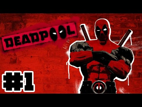 LA SERIE DEL AÑO! DEADPOOL | PS4 | DeadPool the Game #1