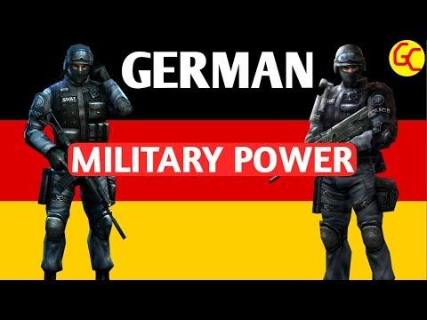 How Powerful German is ? German Military Strength || 2018