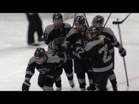 Download Stillwater vs Roseville Girls Hockey Highlights: February 10, 2018