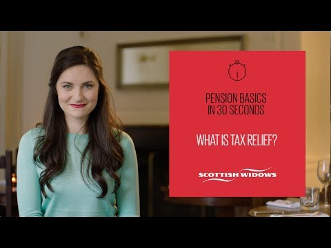 What is tax relief?