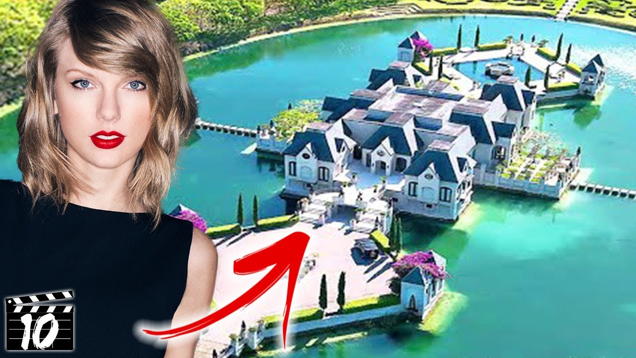 Top 10 Most Expensive Celebrity Houses