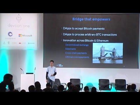 DEVCON1: BTC Relay - Joseph Chow