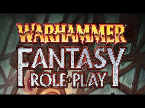 WFRP 4E Character Creation Tutorial