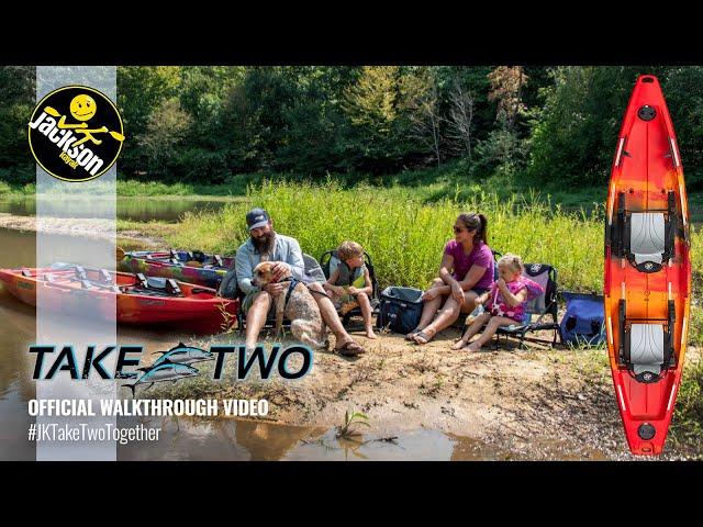 Jackson Kayak TakeTwo Complete Walk Thru