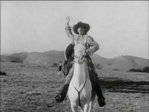 Serial 1931 Battling with Buffalo Bill Chapter 04 of 12 The Savage Horde Tom Tyler as Will