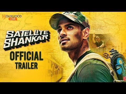Satellite Shankar | Official Trailer | Sooraj Pancholi | Megha Akash | Irfan Kamal | 8 Nov 2019