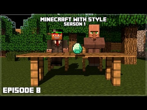"Niels074' Minecraft with Style! - Season 1 - Episode 8 ""Some Odd Reeds"""