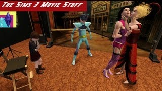 A Review of The Sims 3: Movie Stuff