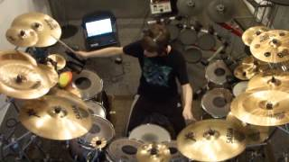 Transatlantic-Dancing With Eternal Glory Drum Cover