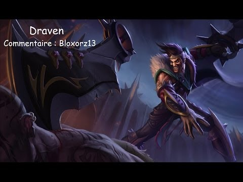 [LoL 87] Draven Carry AD Fr