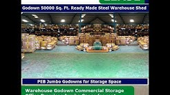 Ready Temporary Warehouse Space A Global Logistic Hub Flexible Warehouse Units for Rent in Bhiwandi