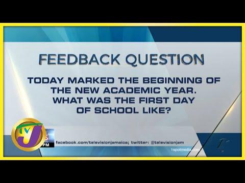 Feedback Question | TVJ News - Sept 6 2021