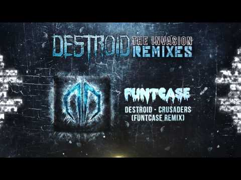 Destroid [Excision, Downlink, Space Laces] - Crusaders (Funtcase Remix) Official