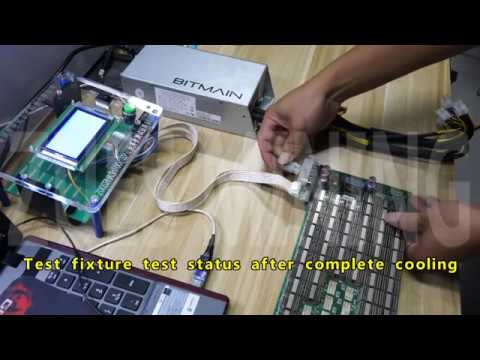 Antminer S9 Hash Board Repair And Fault Diagnosis Video Tutorial / Ремонт Antminer S9