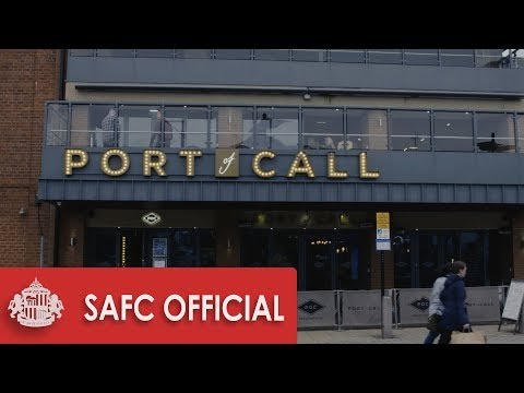 My Matchday: Port of Call, Sunderland