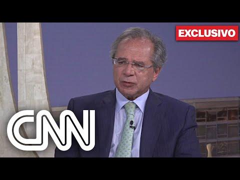 Brasil Pós-Pandemia #01 entrevista Paulo Guedes