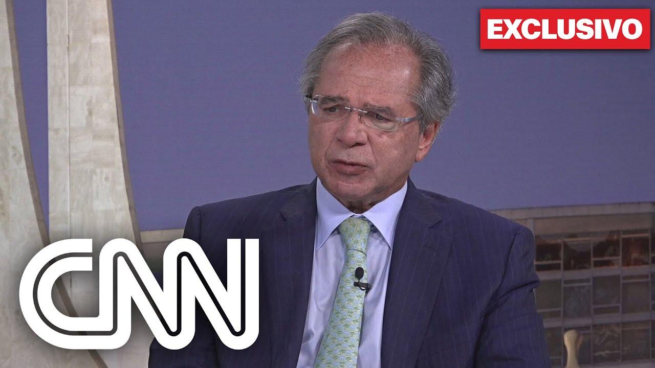 Brasil Pós-Pandemia #01 entrevista Paulo Guedes - YouTube