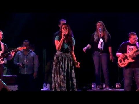 Damares - Na mesa do Rei (ao vivo HD)